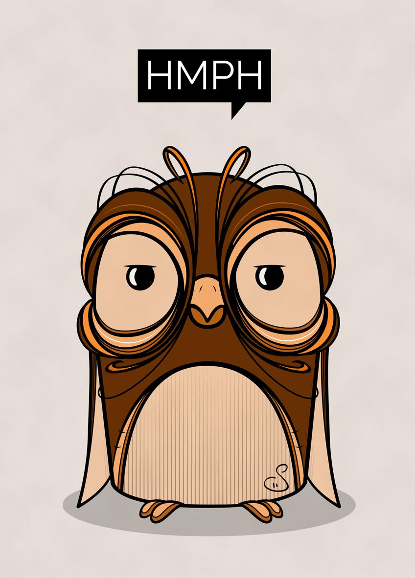 GrumpyOwl