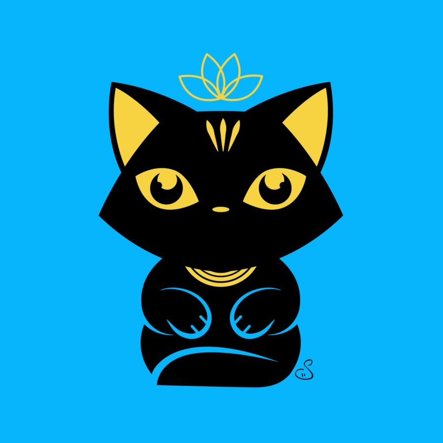 #OutHouseMCR: A kitten called Bastet