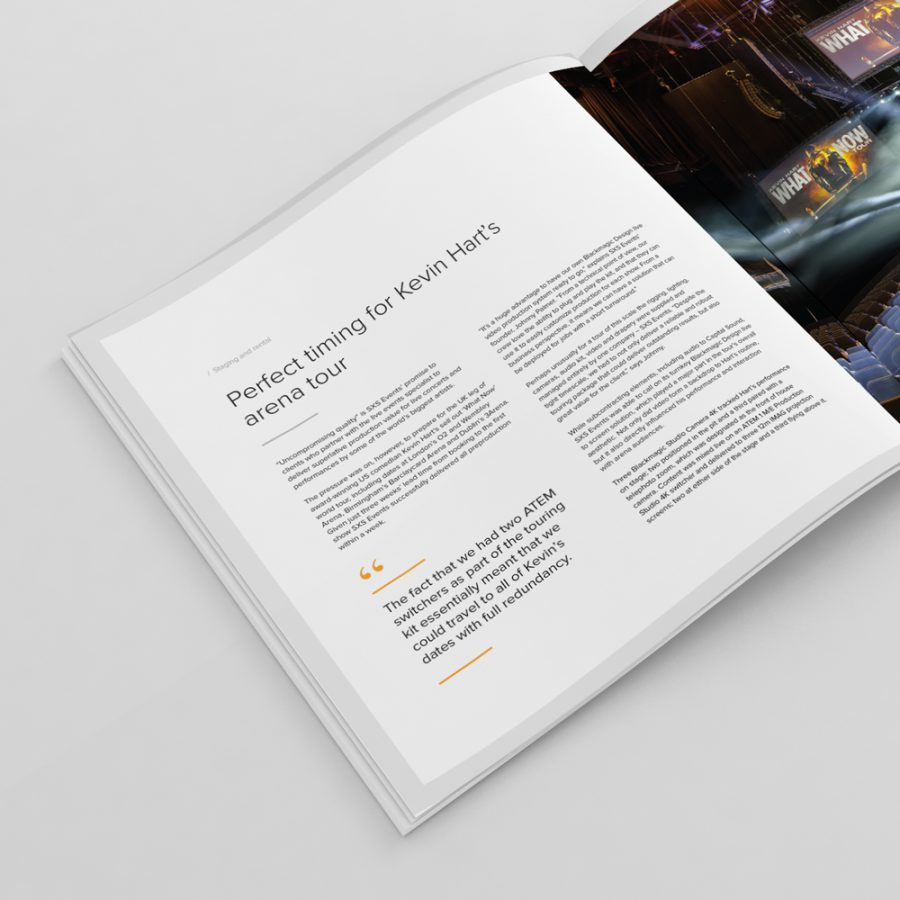 Blackmagic Brochure
