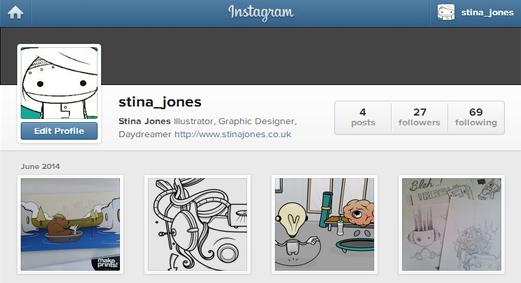 Stina Jones on Instagram