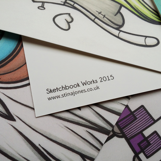 Sketchbook Works 2015