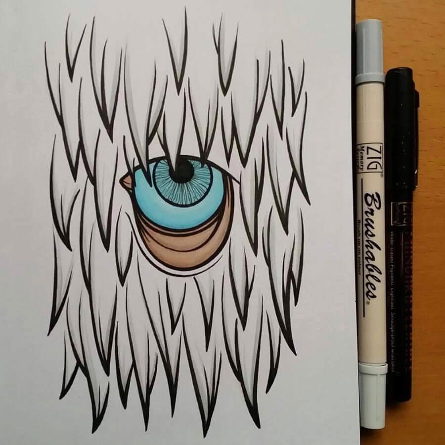 Stina Jones Sketchbook Works 2015