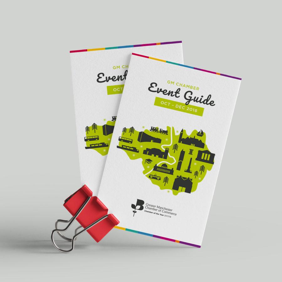 GMCC Event Branding